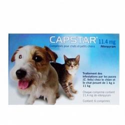 CAPSTAR 11.4mg