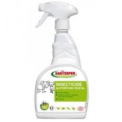 Insecticide au pyrèthre végétal - Saniterpen