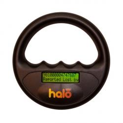 Lecteur de puces Halo Microchip Scanner