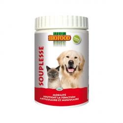 """Biofood """"Souplesse"""" pour chien et chat"""