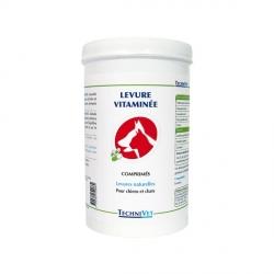 Levure vitaminée en comprimés