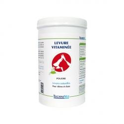 Levure vitaminée en poudre