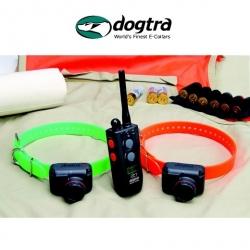 Collier de dressage pour chien portée 1500 m + Beeper Dogtra - 2500 T&B