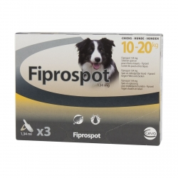 FIPROSPOT CHIEN 10-20KG