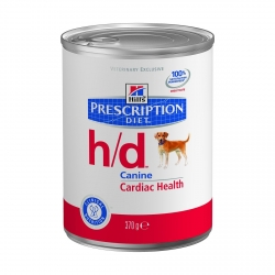 HILL'S PRESCRIPTION DIET H/D HUMIDE