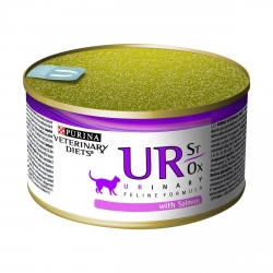 PURINA UR URINARY SAUMON 24X195GR