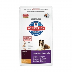 HILL'S CHIEN ADULT SENSITIVE STOMACH 12KG
