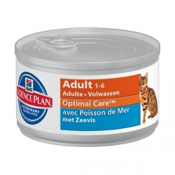 HILL'S ADULT POISSON 24X85GR