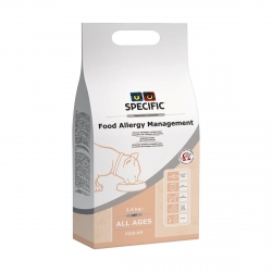 SPECIFIC FDD-HY FOOD ALLERGY 2,5KG