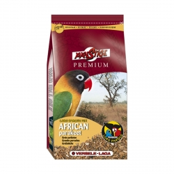 GRANDES PERRUCHES AFRICAN 1 KG