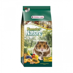HAMSTER NATURE FRUITS 750 GR
