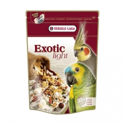 PERROQUET EXOTIC LIGHT MIX 750 GR