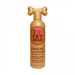PET HEAD NATUREL 354ML