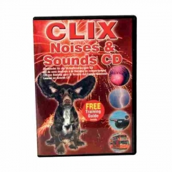 Cd clix bruits et sons