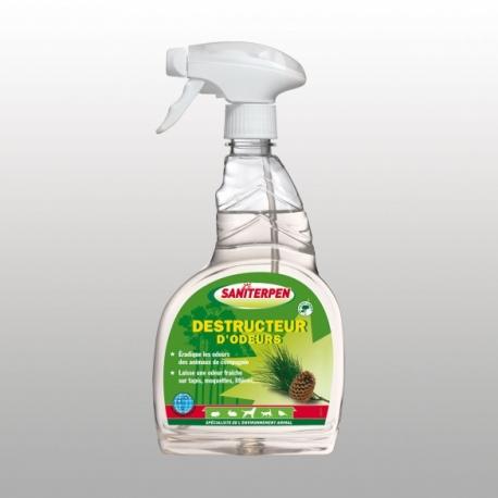 Saniterpen destructeur d 39 odeur - Destructeur d odeur ...