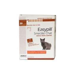 EASYPILL SMECTITE CHAT 20X2 GR