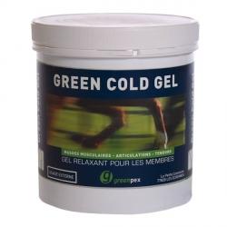 GREEN COLD GEL 1L