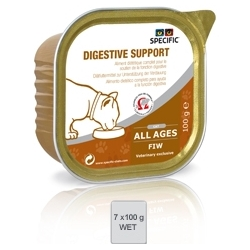 SPE CT FIW DIGESTIVE SUPPORT 7X100G
