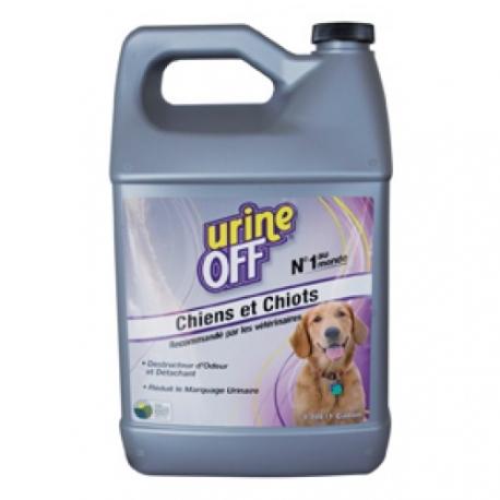 Urine off chien animostore - Produit nettoyant urine chien ...