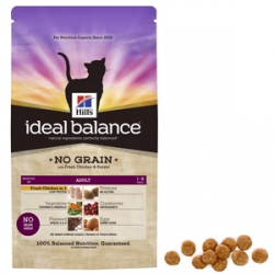Feline Ideal Balance Adult Sans céréales Poulet