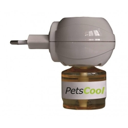 PETSCOOL DIFFUSEUR+RECHARGE 8 SEMAINES