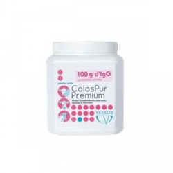 COLOSTRUM PLUS POT 600 GR