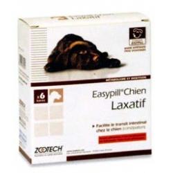 EASYPILL CHIEN LAXATIF 6X28 GR