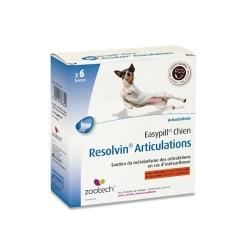 EASYPILL CHIEN RESOLVIN ARTICULAIRE 6X28GR