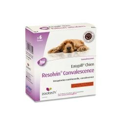 EASYPILL CHIEN RESOLVIN CONVALESCENCE 6X28GR