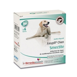 EASYPILL SMECTITE CHIEN 6X28 GR