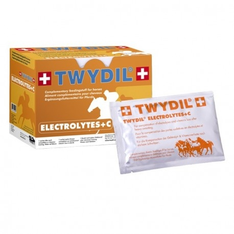 TWYDIL ELECTROLYTES+C - 10 sachets
