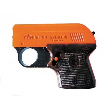Pistolet ROHM .22--6mm