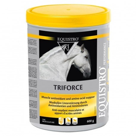 EQUISTRO TRIFORCE - Pot de 600g