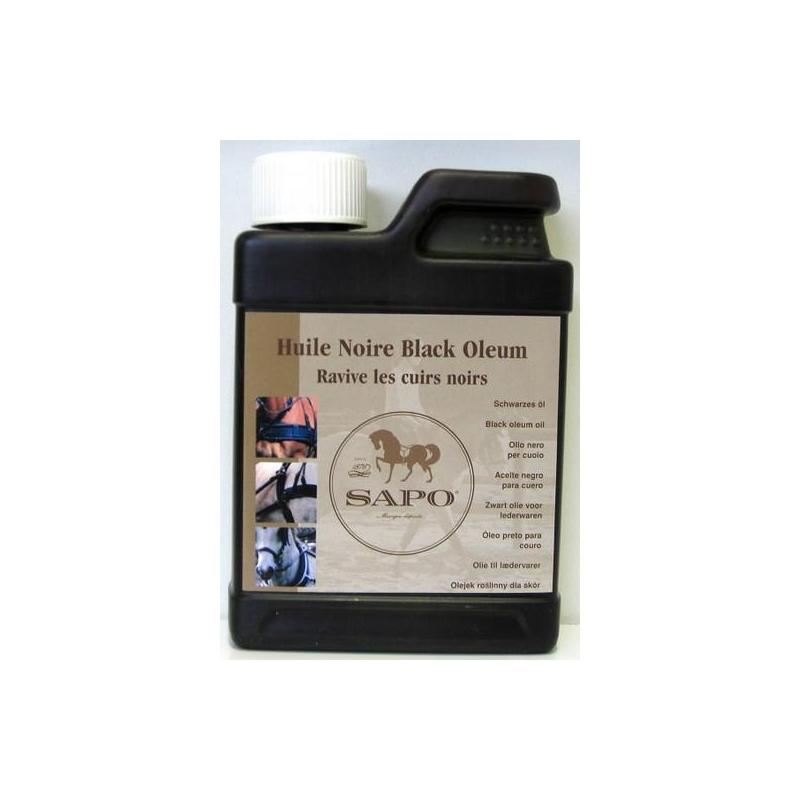 Black Oleum, Huile noire pour cuirs