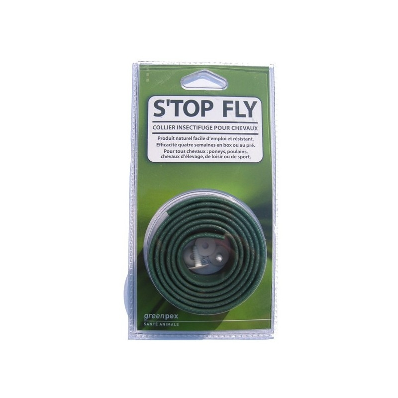 S'TOP FLY Collier Insectifuge