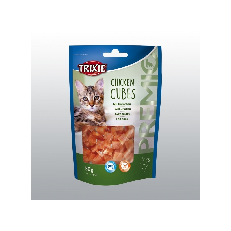 FRIANDISES CHAT CHICKEN CUBES