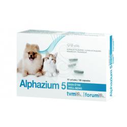 ALPHAZIUM 5 - Boîte de 30 gélules