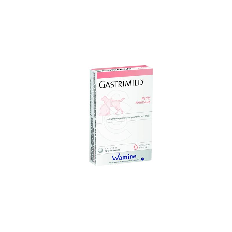 GASTRIMILD Petits animaux - Boîte de 30 comprimés
