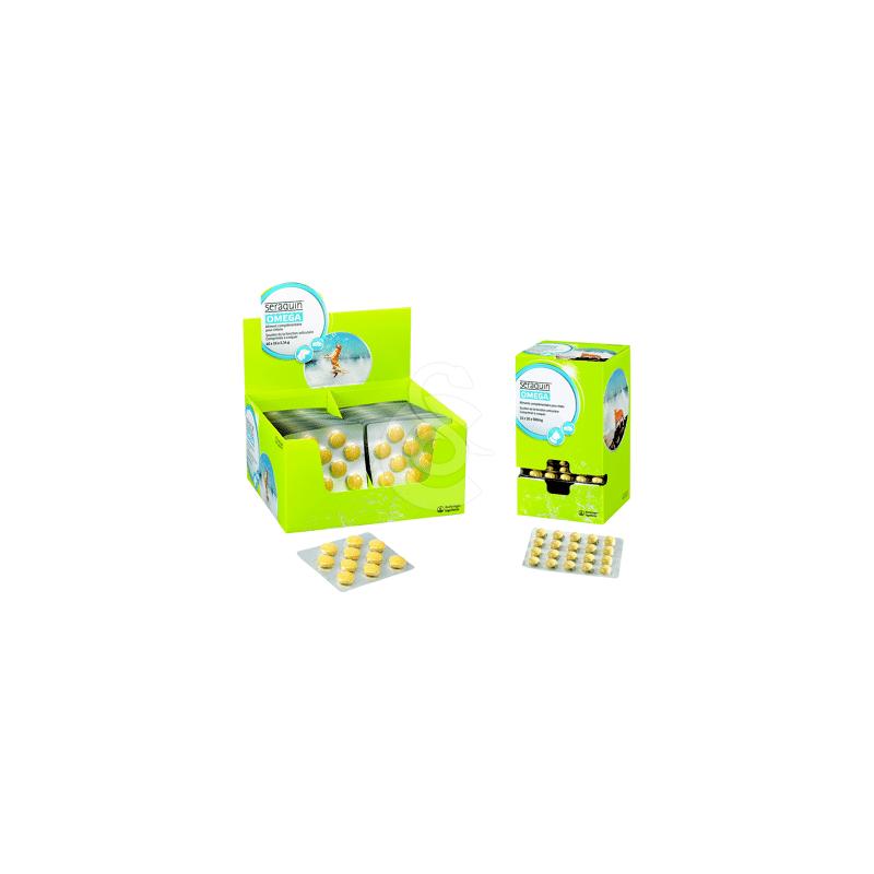 Seraquin Oméga Chat - 200 comprimés