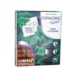 Dopacroc Biscuit . Boîte de 3 tablettes de 10 carrés