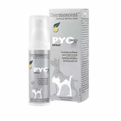 Dermoscent PYOclean Spray - Spray de 50ml