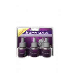 FELIWAY CLASSIC - PACK DE 3 RECHARGES 48 ML