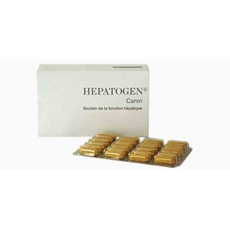 HEPATOGEN CANIN - 60 Comprimés