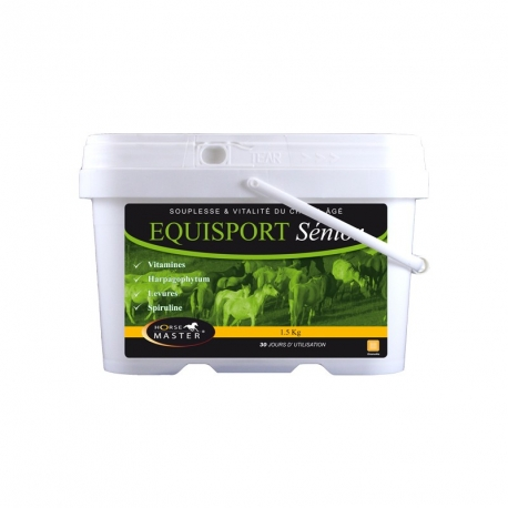 Equisport Sénior - Seau de 1,5kg