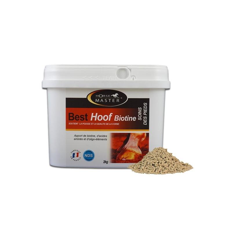 Best Hoof Biotine - Pot de 2kg