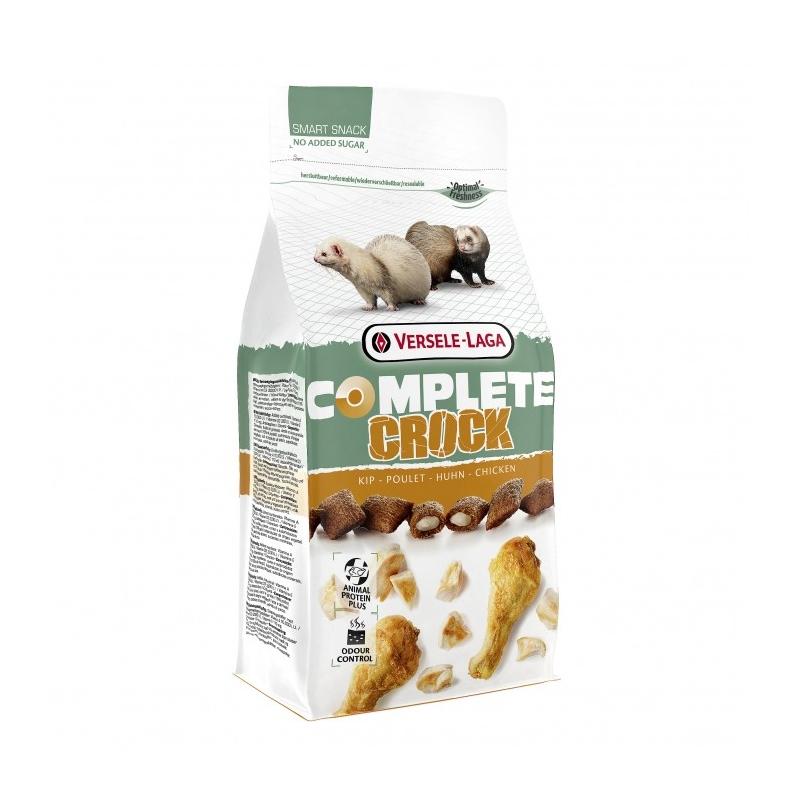 Complete Crock - Poulet - Lot de 7 sachets de 50g