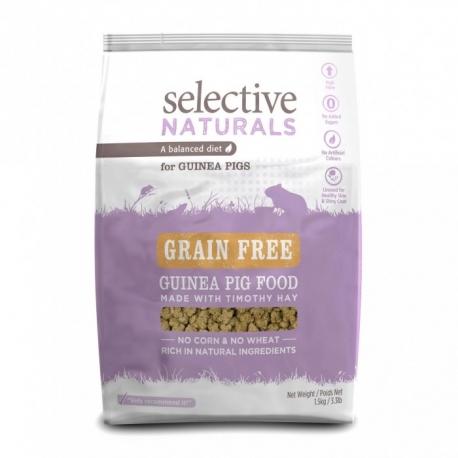 Selective Grain Free Guinea Pig - Sac de 1,5 kg
