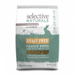 SELECTIVE GRAIN FREE RABBITS 1.5KG