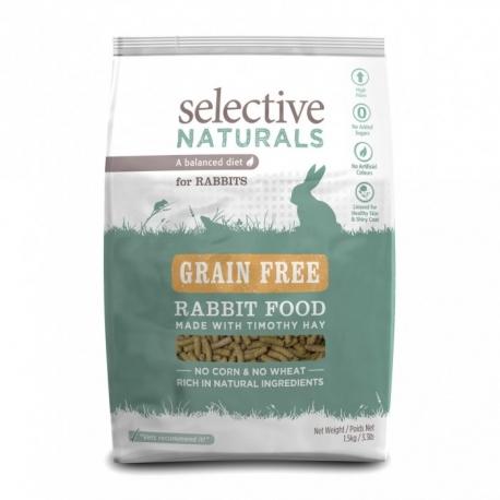 Selective Grain Free Rabbit - Sac de 1,5 kg