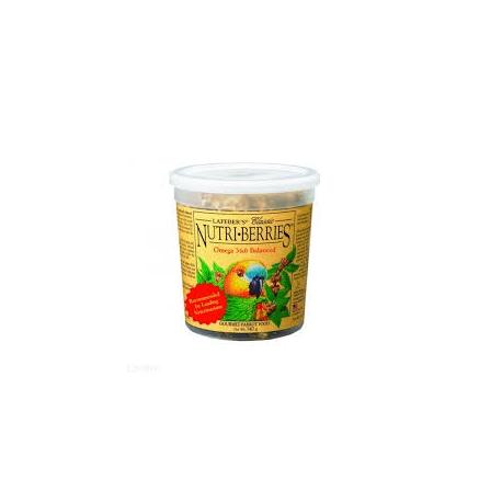 Nutri-Berries Classic Parrot - Sachet de 284 G